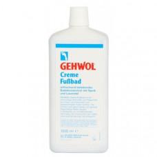 "Крем-ванна ""Gehwol Classic Product Creme Fussbad Лаванда"" 1000мл для ног"