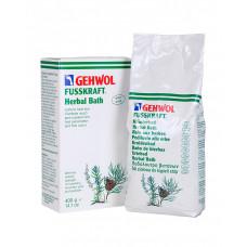 Gehwol Fusskraft Herbal Bath - Травяная ванна 400гр