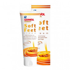 Gehwol Fusskraft Soft Feet Creme - Шёлковый крем «Молоко и мед 40 мл