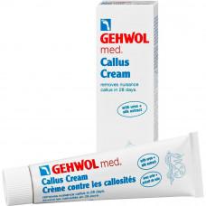 """Крем """"Gehwol Med Callus Cream"""" 125мл для загрубевшей кожи"""