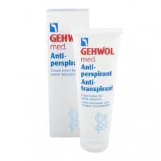 "Крем-лосьон ""Gehwol Anti-Transpirant антиперспирант"" 125мл"