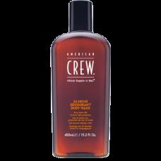 "Гель ""American Crew 24-Hour Deodorant Body Wash дезодорирующий"" 450мл для душа"