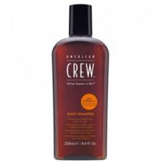 """Шампунь """"American Crew daily shampoo NEW!"""" 250мл для ежедневного применения"""