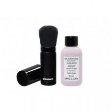 Davines Your Hair Assistant Duo Pack Volume Сreator and Вrush - Набор пудра для объема волос и кисть