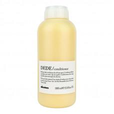 """Кондиционер """"Davines Essential Haircare DEDE Conditioner delicate"""" 1000мл для волос деликатный"""