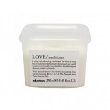 "Кондиционер ""Davines Essential Haircare Love Lovely curl enhancing conditioner"" 250мл усиливающий завиток"