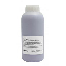 "Кондиционер ""Davines Essential Haircare LOVE Lovely smoothing conditioner"" 1000мл разглаживающий завиток"