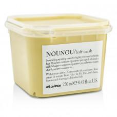"""Маска """"Davines Essential Haircare NOUNOU Nourishing repairing mask питательная восстанавливающая"""" 250мл для волос"""