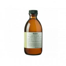 """Шампунь """"Davines Alchemic Shampoo for natural and coloured hair (golden) Алхимик"""" 280мл для натуральных и окрашенных волос (золотой)"""