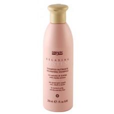 """Шампунь """"Dikson Relaxing System Shampoo Nutriente"""" 250мл питательный с экстрактом жожоба"""