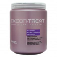 """Маска """"Dikson Restructuring Moisturizing Mask восстанавливающая увлажняющая"""" 1000мл для волос"""