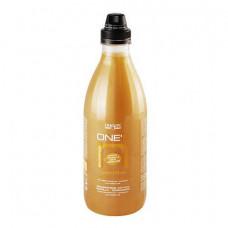 """Шампунь """"Dikson Ones Shampoo Nutritivo"""" 1000мл питательный для волос ваниль-корица"""