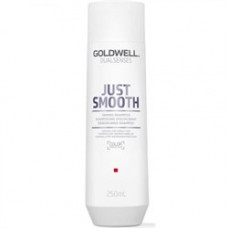 "Усмиряющий Шампунь ""Goldwell Dualsenses Just Smooth Taming Shampoo"" 250мл для не послушных волос"