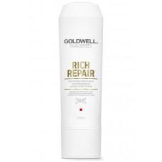 "Кондиционер ""Goldwell Dualsenses Rich Repair Restoring Conditioner"" 200мл восстанавливающий"