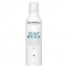 """Пенный Шампунь """"Goldwell Dualsenses Scalp Specialist Sensitive Foam Shampoo"""" 250мл для чувствительной кожи головы"""