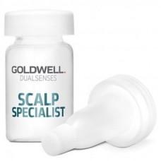 "Сыворотка ""Goldwell Dualsenses Scalp Specialist Anti-Hairloss Serum"" 1 х 6мл против выпадения волос"