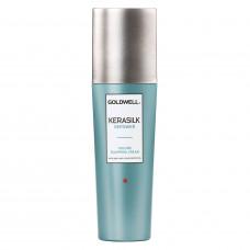 "Крем ""Goldwell Kerasilk Premium Repower Volume Plumping Cream легкий термозащитный"" 75мл для объема"