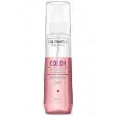 """Спрей-сыворотка """"Goldwell Dualsenses Color Brilliance Serum Spray"""" 150мл для блеска окрашенных волос"""