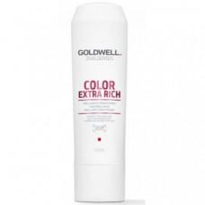 """Кондиционер """"Goldwell Dualsenses Color Extra Rich Brilliance Conditioner"""" 200мл интенсивный для блеска окрашенных волос"""