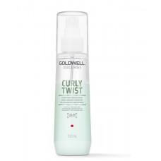 """Спрей-сыворотка """"Goldwell Dualsenses Curly Twist Hydrating Serum Spray Увлажняющая"""" 150мл для вьющихся волос"""