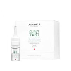 """Сыворотка """"Goldwell Dualsenses Curly Twist Intensive Hydrating Serum интенсивная увлажняющая"""" 12 х 18мл для вьющихся волос"""