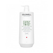 "Шампунь ""Goldwell Dualsenses Curly Twist Hydrating Shampoo"" 1000мл увлажняющий для вьющихся волос"