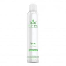 Сухой растительный Шампунь   Здоровые волосы / Herbal Instant Dry Shampoo 198 гр