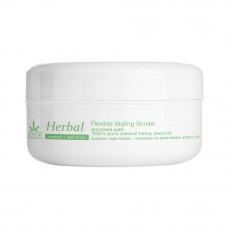 Паста растительная моделирующая пластичной фиксации Здоровые волосы/Herbal Flexible Styling Sculpt 75 гр