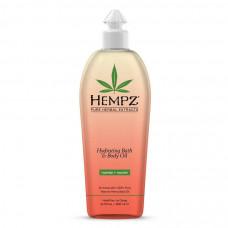 Масло увлажняющее для ванны и тела / Hydrating Bath & Body Oil