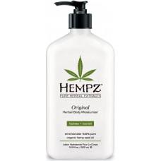 Молочко для тела увлажняющее Оригинальное /Original Herbal Moisturizer