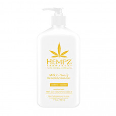 Молочко для тела увлажняющее Молоко и Мёд / Milk & Honey Herbal Body Moisturizer 500 мл