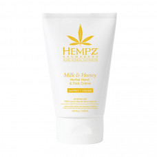Крем для рук и ног Молоко и Мёд / Milk & Honey Herbal Hand & Foot Crème 100 мл