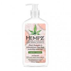 Молочко для тела увлажняющее Помело и Гималайская соль / Pink Pomelo & Himalayan Sea Salt Herbal Body Moisturizer 500 мл