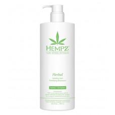 Шампунь растительный укрепляющий  Здоровые волосы / Herbal Healthy Hair Fortifying Shampoo 750 мл