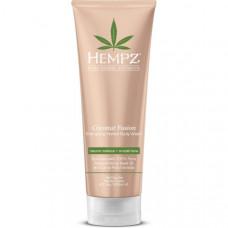 """Гель """"Hempz Coconut Fusion Energizing Herbal Body Wash Бодрящий Кокос"""" 250мл для душа"""