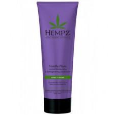 """Кондиционер """"Hempz Hair Care Vanilla Plum Herbal Moisturizing Strengthening Conditioner Ваниль и Слива"""" 265мл для волос укрепляющий"""