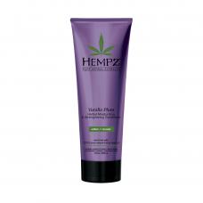 """Шампунь """"Hempz Hair Care Vanilla Plum Herbal Moisturizing Strengthening Shampoo"""" 265мл увлажняющий для ослабленных волос Ваниль и Слива"""