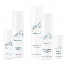 Inspira Cosmetics inspira:med Peel Set - Набор Химического Пилинга на Основе Биокомплекса Фруктовых Кислот 5поз