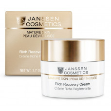 Rich Recovery Cream - Обогащенный anti-age регенерирующий крем с комплексом Cellular Regeneration - 200мл