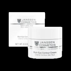 Rich Eye Contour Cream - Питательный крем для кожи вокруг глаз - 15мл
