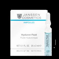 Hyaluron Fluid - Ультраувлажняющая сыворотка с гиалуроновой кислотой - 25 х 2мл