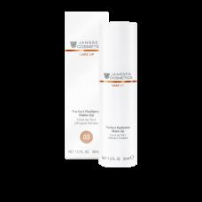 Perfect Radiance Make-up - Стойкий тональный крем с UV-защитой SPF-15 для всех типов кожи (капучино) - 30мл