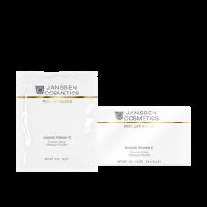 Acerola Vitamin C Mask - Розовая моделирующая маска с ацеролой и витамином С - 10 х 30г-PROF