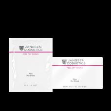 Aloe De-Stress - Альгинатная anti-age успокаивающая ультраувлажняющая маска с экстрактами алоэ вера и спирулиной - 10 x 30г-PROF
