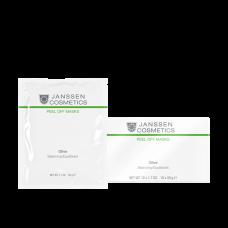 Olive-Hydration - Альгинатная anti-age ультраувлажняющая маска с маслом оливы и экстрактом оливковых листьев - 10 x 30г-PROF