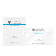 Acai Hydrating - Альгинатная anti-age маска с ягодами асаи - 10 x 30г-PROF