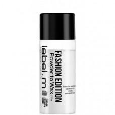 Label.m Complete Fashion Edition Powder To Wax - Пудра-воск 20гр