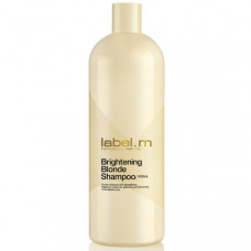 Label.M Brightening Blonde Shampoo - Шампунь Осветляющий для Блондинок 1000мл