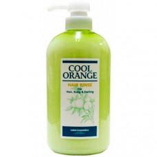 "Бальзам-ополаскиватель ""Lebel Cool Orange Hair Rinse Холодный Апельсин"" 600мл"