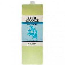 Lebel Cool Orange Hair Soap Ultra Cool - Шампунь для волос «Ультра Холодный Апельсин 1600мл